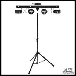 Lichtanlage mieten verleih Alex Light and Sound Lichtanlage