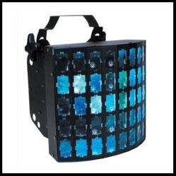 Lichteffekte mieten verleih Alex Light and Sound Dekkler LED