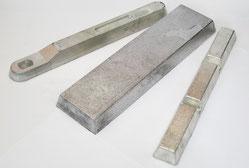 Lagermetall / Weissmetall in Blöcke
