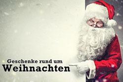 Geschenkideen rund um Weihnachten