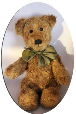 """""""Olov"""" der Teddybär, von Hand gefertigt, Unikat"""