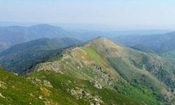 Les plus belles crêtes en sud Ardèche
