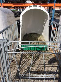 Agro-Widmer - Stalleinrichtungen und Silos - Occasion Iglu