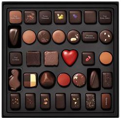 Dégustation de Chocolat