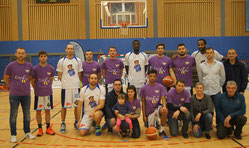 Album 6/02/16 - NM3 : MBC/Rezé Basket ( match au profit de l'association EnoRev)