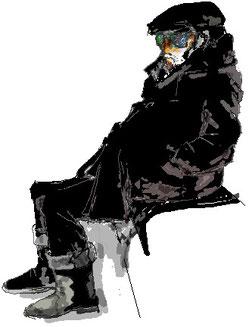 何処へ…   koichi.wada