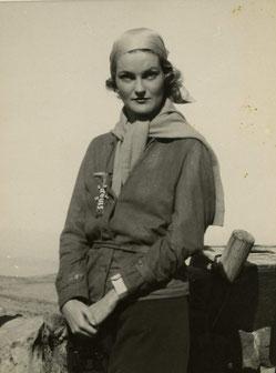 Doris  Duke from Shangri La HP