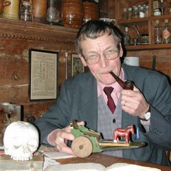 Museumsgründer Paul Würsch