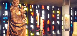 Wie sieht das Kirchenleben im Bistum Essen in zehn Jahren aus? Die Duisburger Großpfarrei Liebfrauen hat ihr Konzept fertig. (WAZ-Foto: Friedhelm Geinowski)