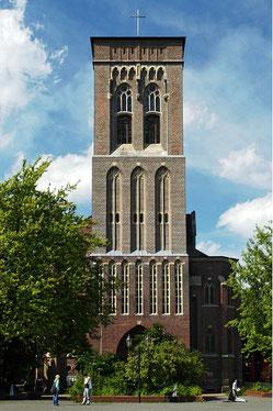 In der Pfarrkirche St. Joseph am Dellplatz fand der Jahresempfang der Stadtkirche und des Caritasverbandes statt.