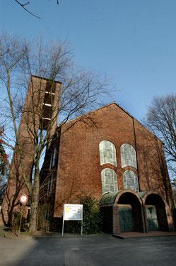 St. Anna in Neudorf. (WAZ-Archivfoto: Stephan Eickershoff)