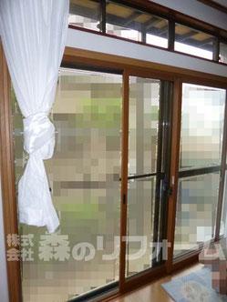 松戸市 内窓設置リフォーム