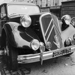 "Der ""Citroën traction avant"""