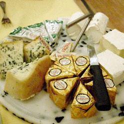 Das Käsebrett, gute alte Tradition