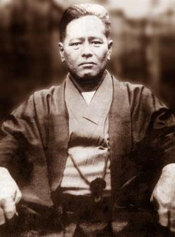 Miyagi Chojun, Begründer des Goju Ryu Karate