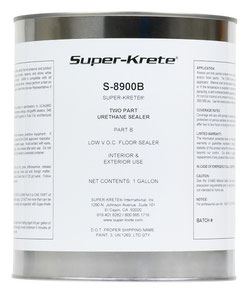 S-8900 Two Part Urethane Sealer (B)