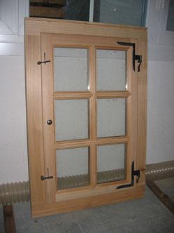 Lärchenfenster mit IV-Glas