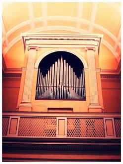 organo Angelo e Nicola Morettini del 1857