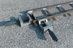 Hier geht es zum Bau der Gartenbahn 5 Zoll (127 mm)