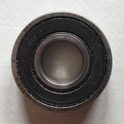 Einreihiges Rillenkugellager mit Dichtscheiben 6001-2RSH (SKF)