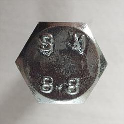 Schrauben-Antrieb-Außensechskant