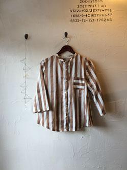 カフェオレシャツ 7900
