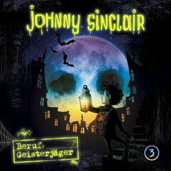 CD Cover Johnny Sinclair Folge 3