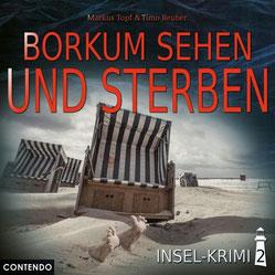 CD Cover Borkum sehen und sterben