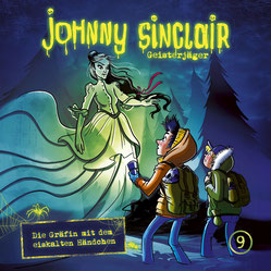 CD Cover Johnny Sinclair - Folge 9