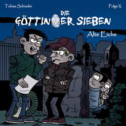 CD Cover Göttinger Sieben - Folge x