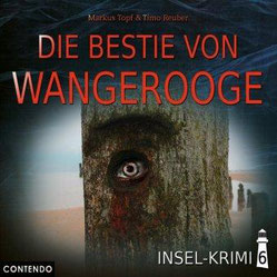 CD Cover Die Bestie von Wangerooge