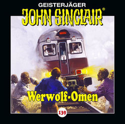 CD Cover John Sinclair Werwolf-Omen