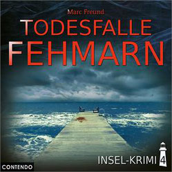 CD Cover Todesfalle Fehmarn