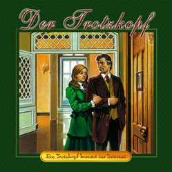 CD Cover Der Trotzkopf ... kommt ins Internat