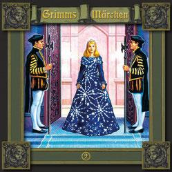 CD Cover Grimms Märchen Folge 2