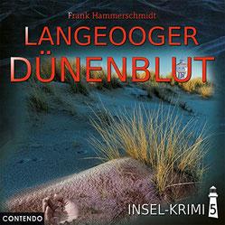 CD Cover Langeooger Dünenblut