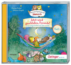 CD Cover Janosch - Gutenachtgeschichten