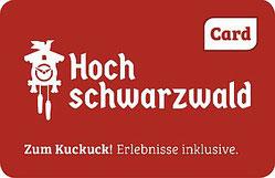 Gratis HochschwarzwaldCard