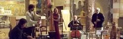 Concert Gaimalis musique médiévale et traditionnelle du pourtour méditerranée