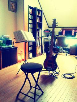 ベースボーカル教室