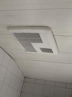 浴室暖房乾燥機 工事