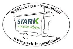 Logo Schäferwagen Manufaktur STARK Auhausen Zimmerei