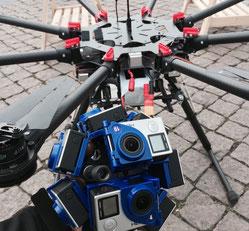 Dresden 360 Grad Flightseeing