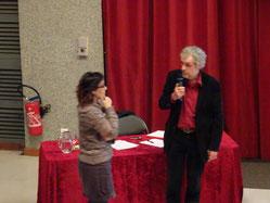 Claude Fages, associations Alertes et Isère Gérontologie