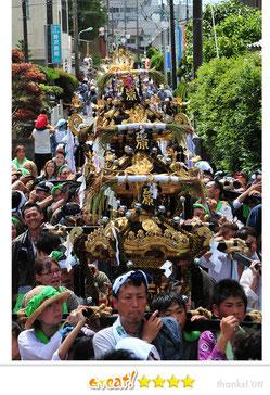 八重垣写真館さん:八重垣神社祇園祭