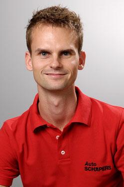 Geschäftsführer Lars Schäpers