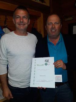 Hinterleitner Roland - 30 Jahre Mitgliedschaft