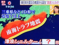 テレビ朝日「みんなの疑問ニュースなぜ太郎」で津波シェルターHIKARiが紹介