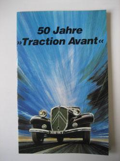 50 Jahre Traction Avant Foto 42