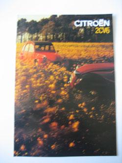 Citroen 2CV6 Foto 30